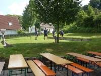 Zeltlager Niederaichbach 2016