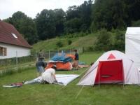Zeltlager 2009